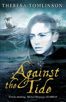 Against the Tide The Flither Pickers , The Herring Girls , Beneath Burning Mountain by Theresa Tomlinson