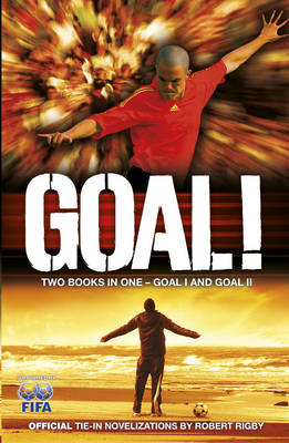 Goal Two-books-in-one by Robert Rigby