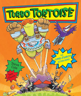 Turbo Tortoise by Stephen Cole