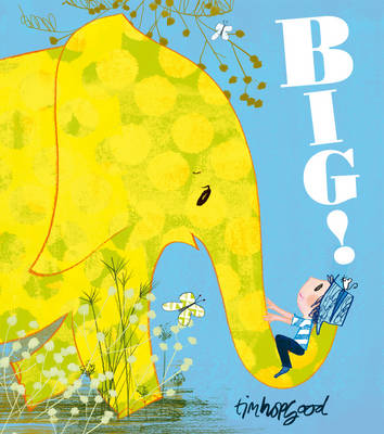 Big! by Tim Hopgood