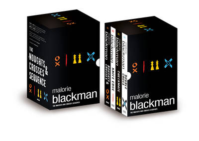 Noughts & Crosses Sequence Boxset by Malorie Blackman