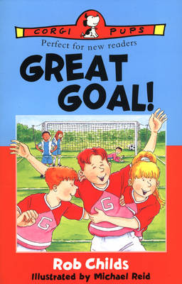 Great Goal! by Rob Childs