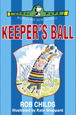 Keeper's Ball by Rob Childs