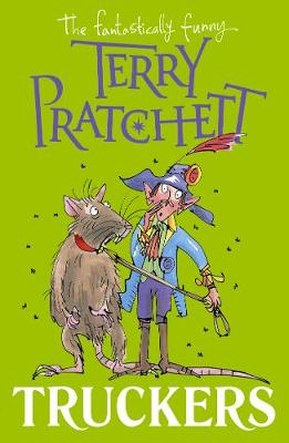 Truckers The First Book of the Nomes by Terry Pratchett