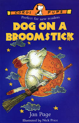 Dog on a Broomstick by Jan Page