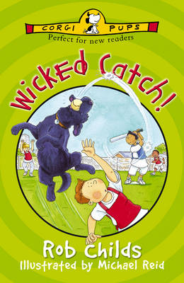 Wicked Catch! by Rob Childs