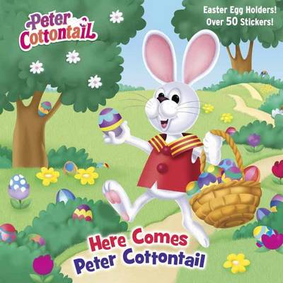 Here Comes Peter Cottontail by Mary Man-Kong