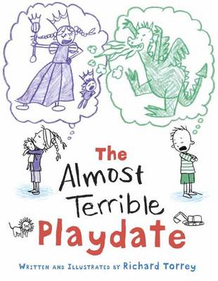 Almost Terrible Playdate by Richard L. Torrey
