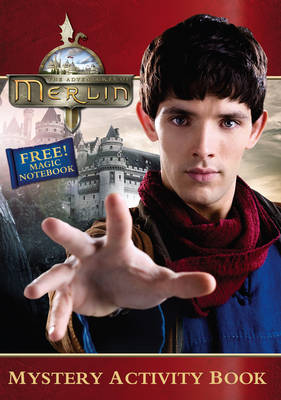 Merlin Mystery Activity Book by