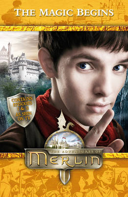 Merlin The Magic Begins by