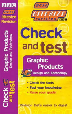 Check and Test Graphic Products (E13) by Terry Bendall