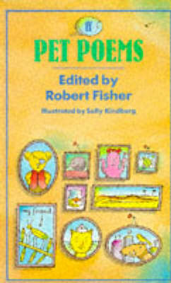 Pet Poems by Robert Fisher