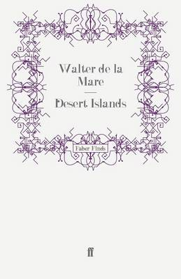Desert Islands by Walter de la Mare