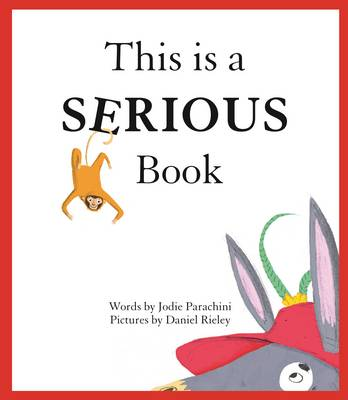 This is a Serious Book by Jodie Parachini