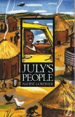 July's People by Nadine Gordimer, Linda Cookson, Roy Blatchford, Jennie Sidney