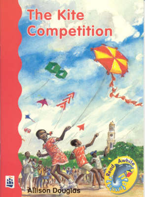 Kite Competition by Allison Douglas