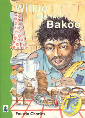Wilkie and Bakoo by Charles Faustin