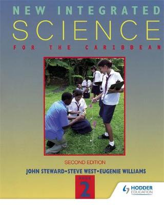 New Integrated Science for the Caribbean Book 2 by V. McLean, Lucy Durgadeen, Steve West, E. Williams