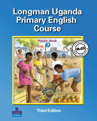 Uganda Primary English Pupils' Book by Cranmer Kalinda, D. Mande, G. Zziwa, A. Kafeero