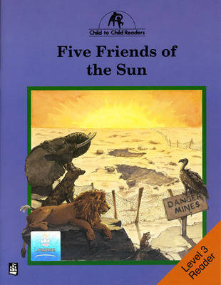 Five Friends of the Sun by Hugh Hawes, Donna Bailey