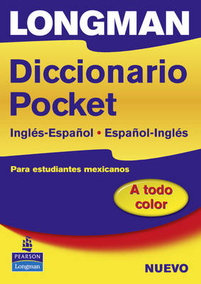 Longman Diccionario Pocket Mexico Paper by