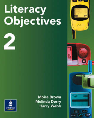 Literacy Objectives Pupils' Book by Harry Webb, Melinda Derry
