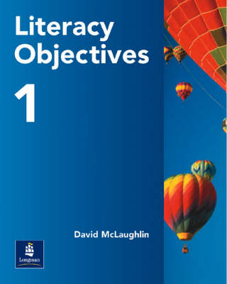 Literacy Objectives Pupils' Book 1 by Melinda Derry
