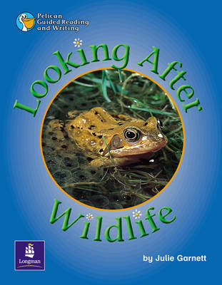 Looking After Wildlife Year 2 by Julie Garnett, Julia Timlin, Wendy Body