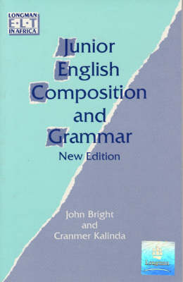 Junior English Composition and Grammar by John A. Bright, Cranmer Kalinda