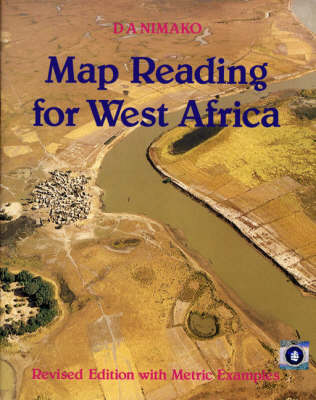 Map Reading for West Africa New Edition by D. A. Nimako