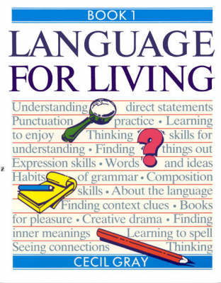 Language for Living Caribbean English Course by Cecil Gray