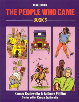 The People Who Came by Kamau Brathwaite, Mollie A. Hunter, Robttom, Anthony Phillips