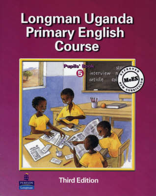 Uganda Primary English Pupil's Book by Donna Bailey
