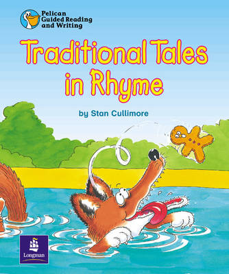 Pelican Guided Reading and Writing Traditional Rhymes Pack of 6 Resource Books and 1 Teachers Book by Wendy Body