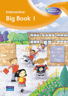 Longman MathsWorks: Year 1 Big Book by Tony Cotton