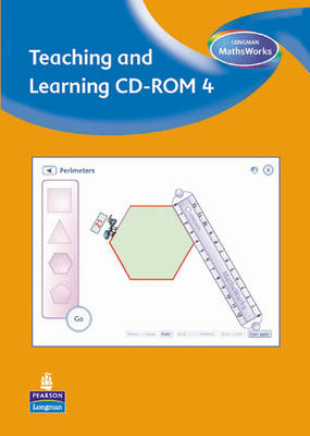 Longman MathsWorks: Year 4 Teaching and Learning CD-ROM by Tony Cotton