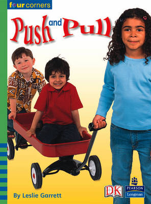 Four Corners: Push and Pull (Pack of Six) by Leslie Garrett