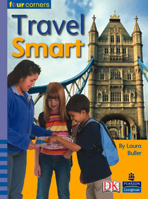 Four Corners: Travel Smart (Pack of Six) by Laura Buller