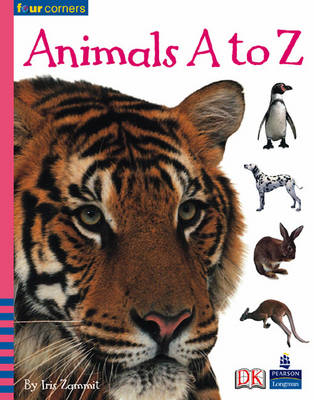 Four Corners: Animals A-Z by Iris Zammitt