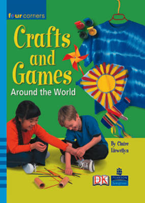 Four Corners: Crafts, Snacks and Games (Pack of Six) by Claire Llewellyn