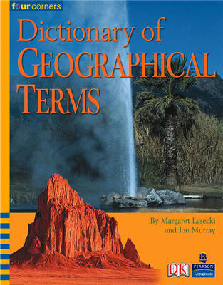 Four Corners: Dictionary of Geographical Terms (Pack of Six) by Jon Murray, Margaret Lysecki