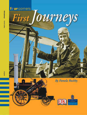Four Corners: First Journeys (Pack of Six) by Pamela Rushby