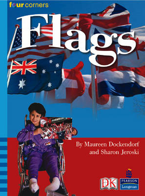 Four Corners: Flags (Pack of Six) by Sharon Jeroski, Maureen Dockendorf