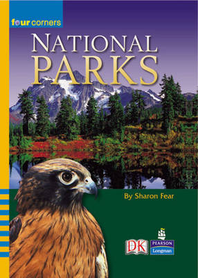 Four Corners: National Parks (Pack of Six) by Sharon Fear