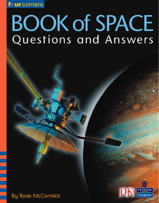 Four Corners: The Book of Space (Pack of Six) by Rosie McCormick