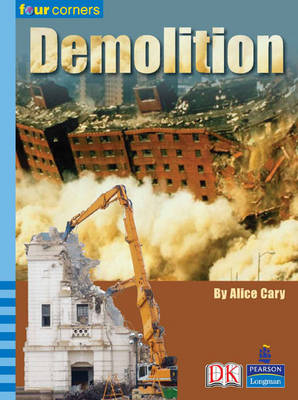 Four Corners: Demolition by Anne O'Brien