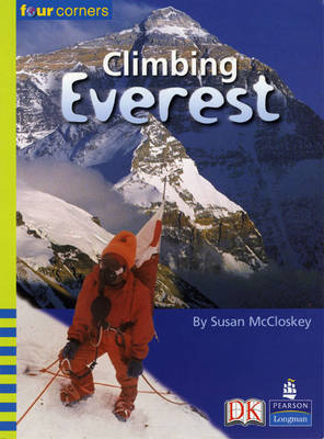 Four Corners: Climbing Everest by Susan McCloskey