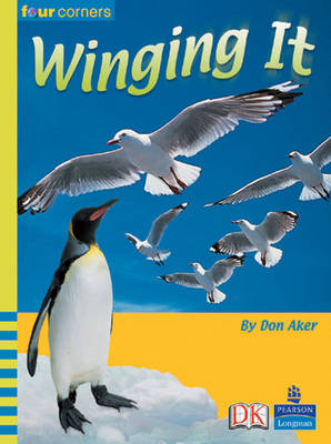 Four Corners: Winging it: How Birds Adapt by Don Aker
