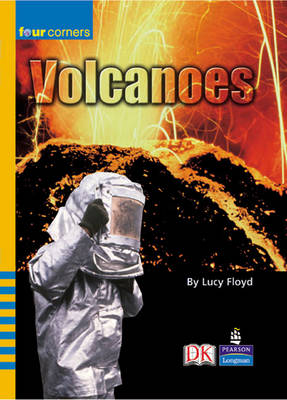Four Corners: Volcanoes by Lucy Floyd