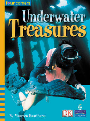 Four Corners: Underwater Treasure by Maureen Haselhurst